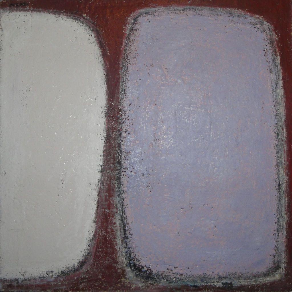 Couple -  h/t 100x100 cm. 2006
