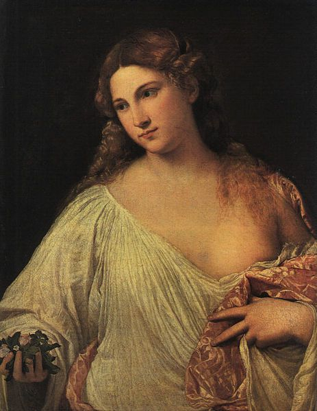 Titien - Flora, 1515-1517