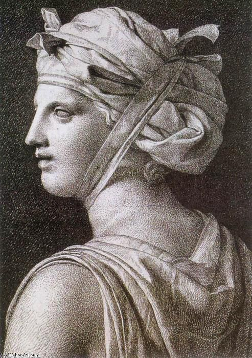 Jacques-Louis David - Jeune femme au turban 1794