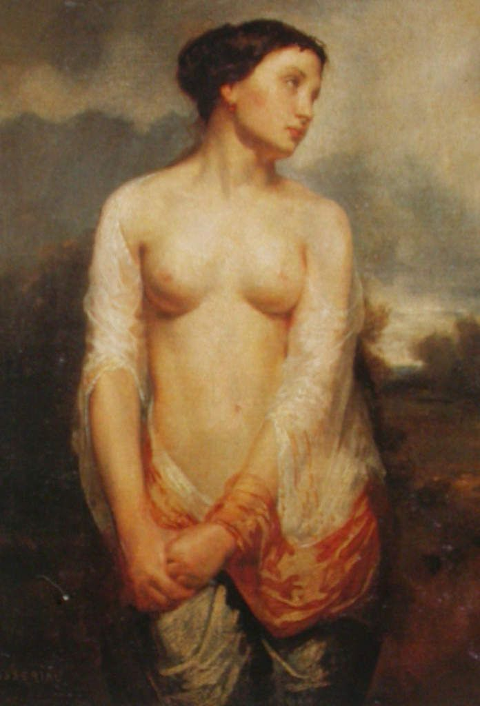 La Captive (attribution contestée), 1856