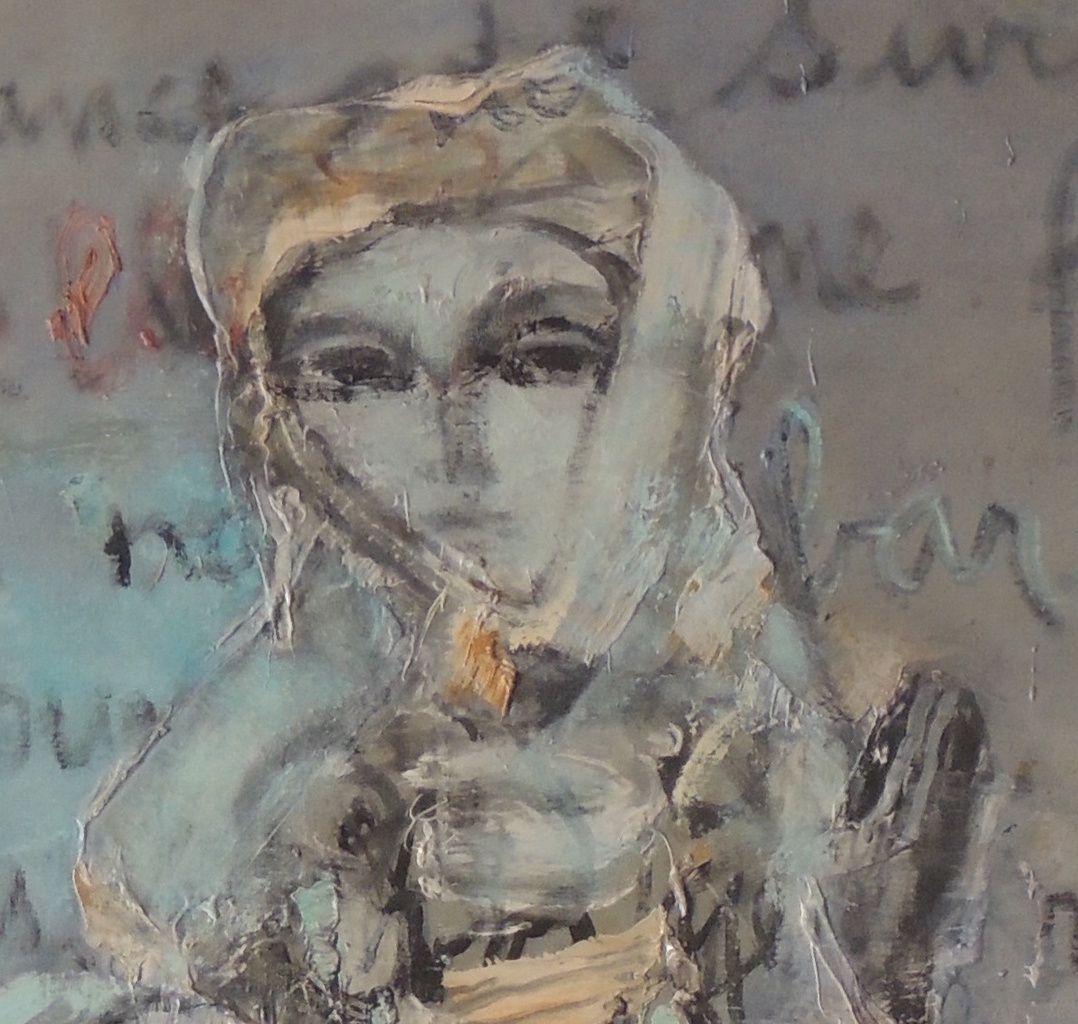 M'mamed Issiakem - Femme sur poème, sd