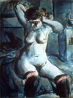 Georges Rouault - Fille 1905
