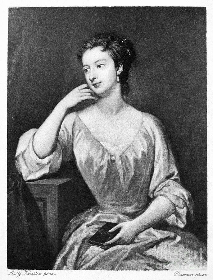 Lady Mary Montagu à Londres avant son voyage en Turquie