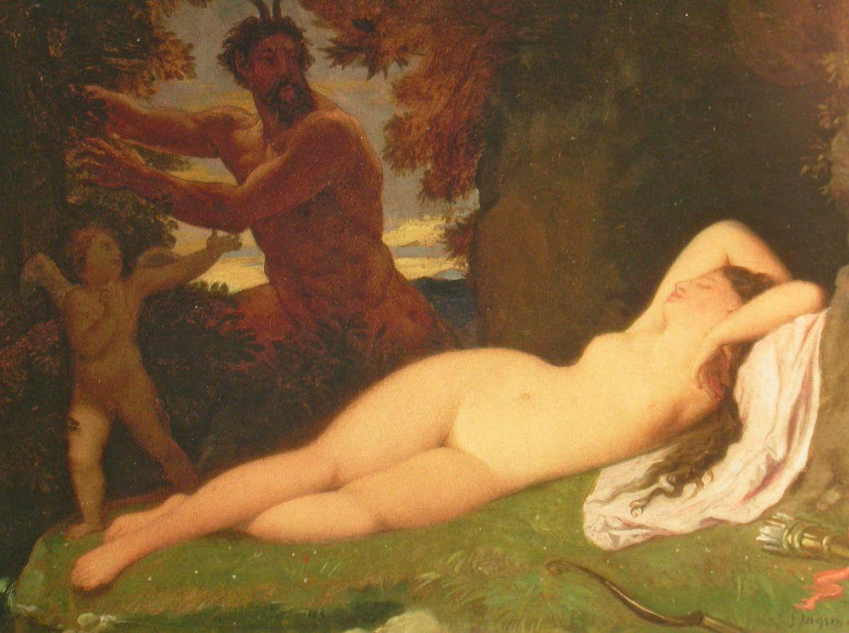 Ingres - Jupiter et Thétis, 1811
