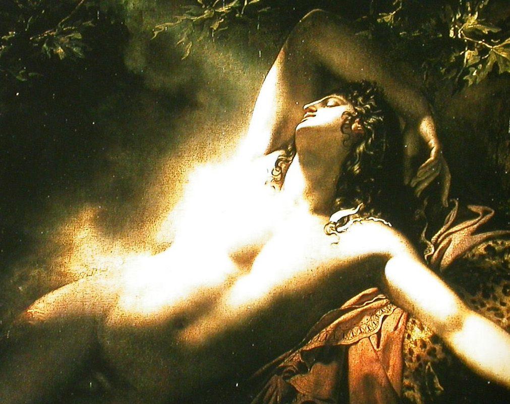 Girodet - Le sommeil D'endymion