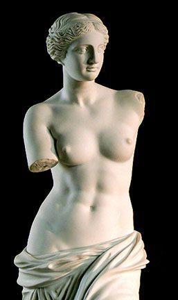 La Vénus de Milo du Louvre