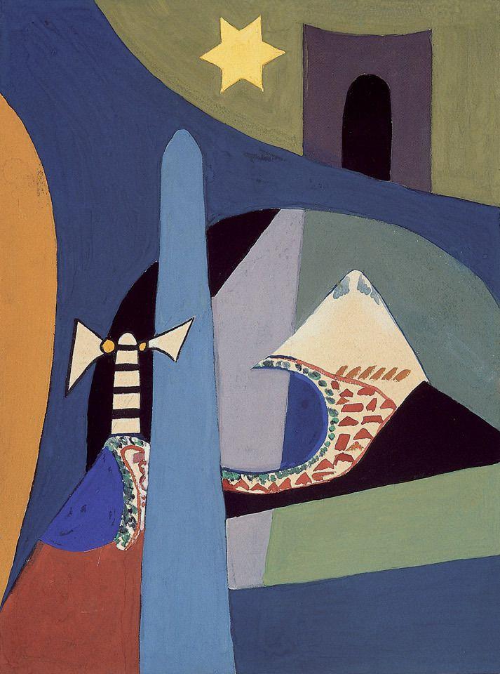Saloua Raouda Choukair - Paris-Beyrouth 1948