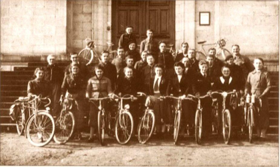 Le GCP en 1936