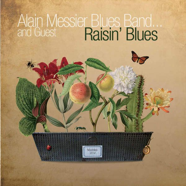 Alain Messier Bluesband