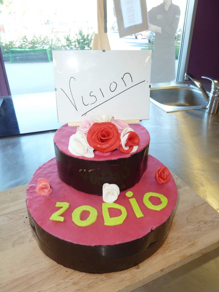 Gâteau Zodio, Vanille-Passion