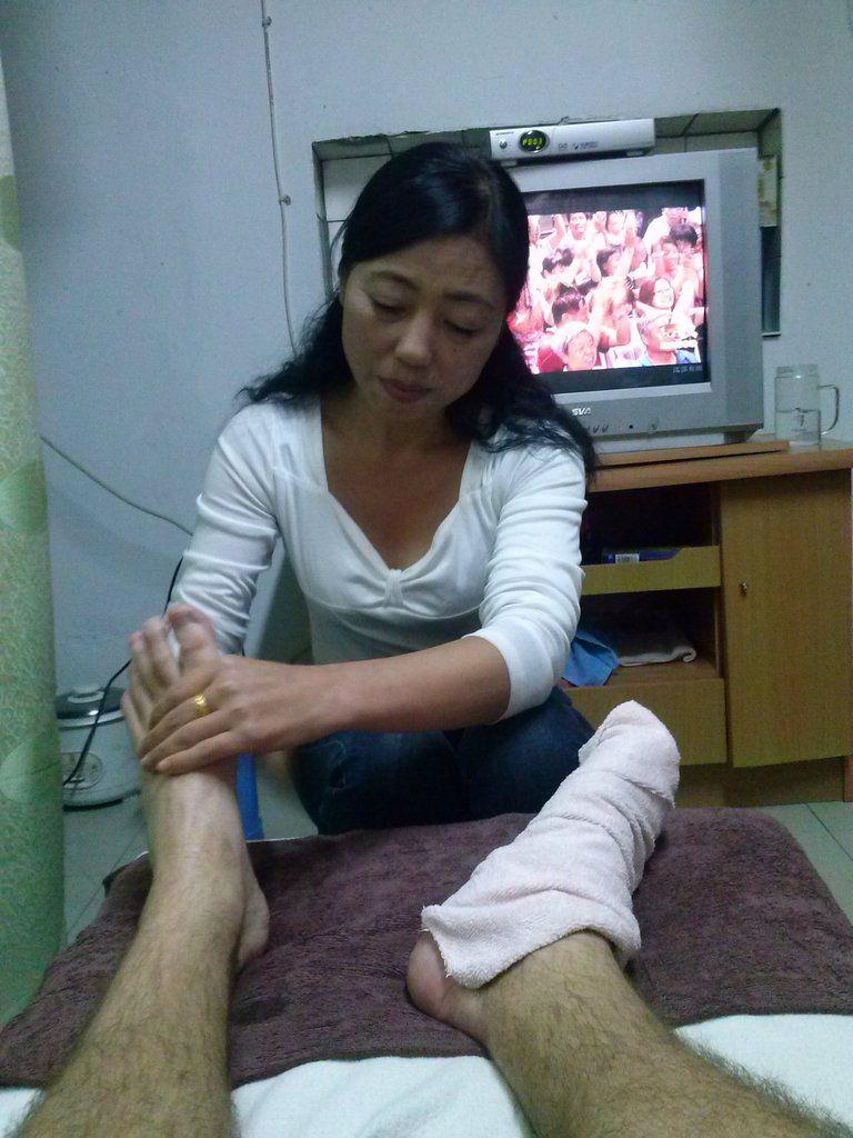 Massage et reportage