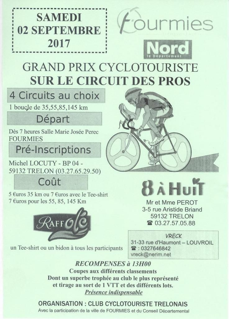 Grand prix de Fourmies