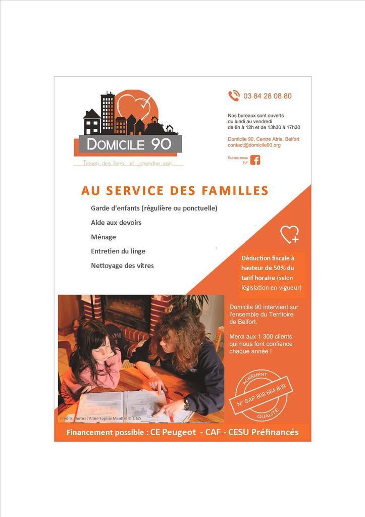 au service des familles et des enfants l 39 association d 39 aide et de soin domicile du. Black Bedroom Furniture Sets. Home Design Ideas