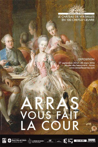 Le château de Versailles en 100 chefs d'oeuvres.