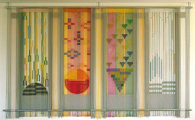 La nouvelle tapisserie: Elsi Giauque