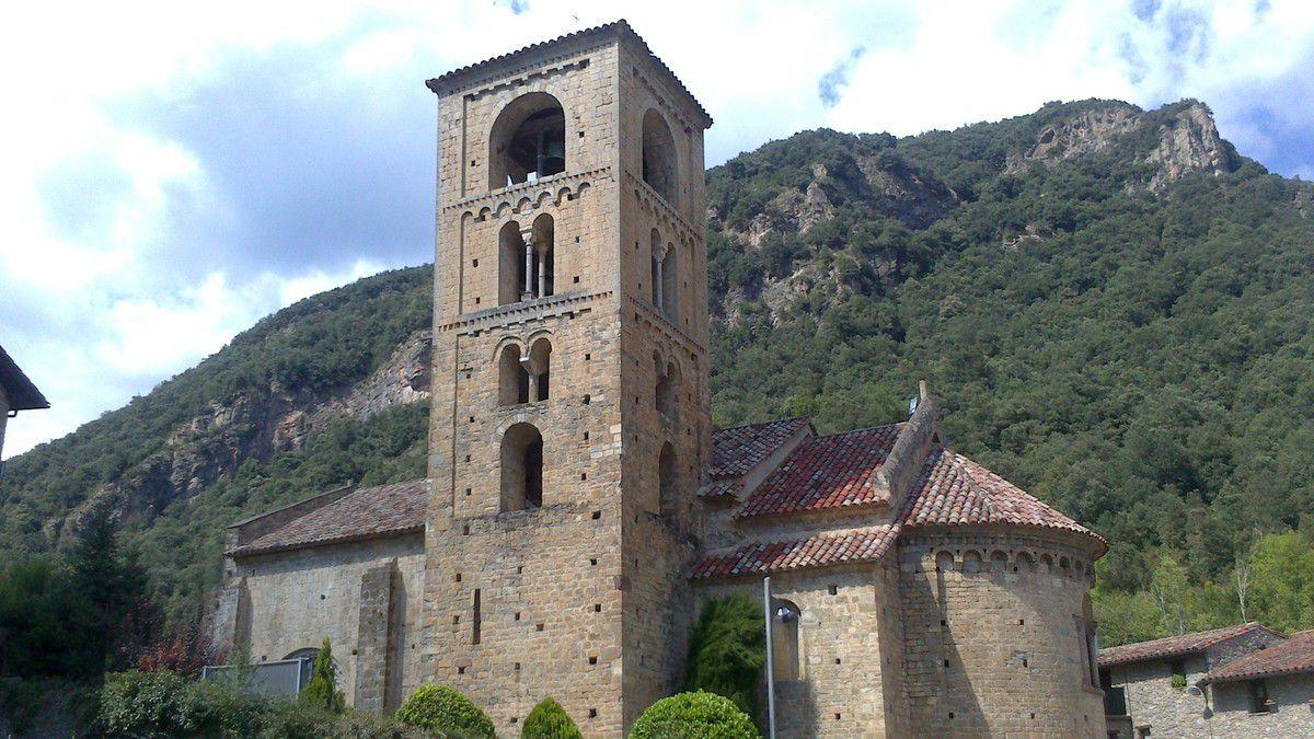 Jour 10: Mardi 2 septembre San Aniol d'Aguja - Beget