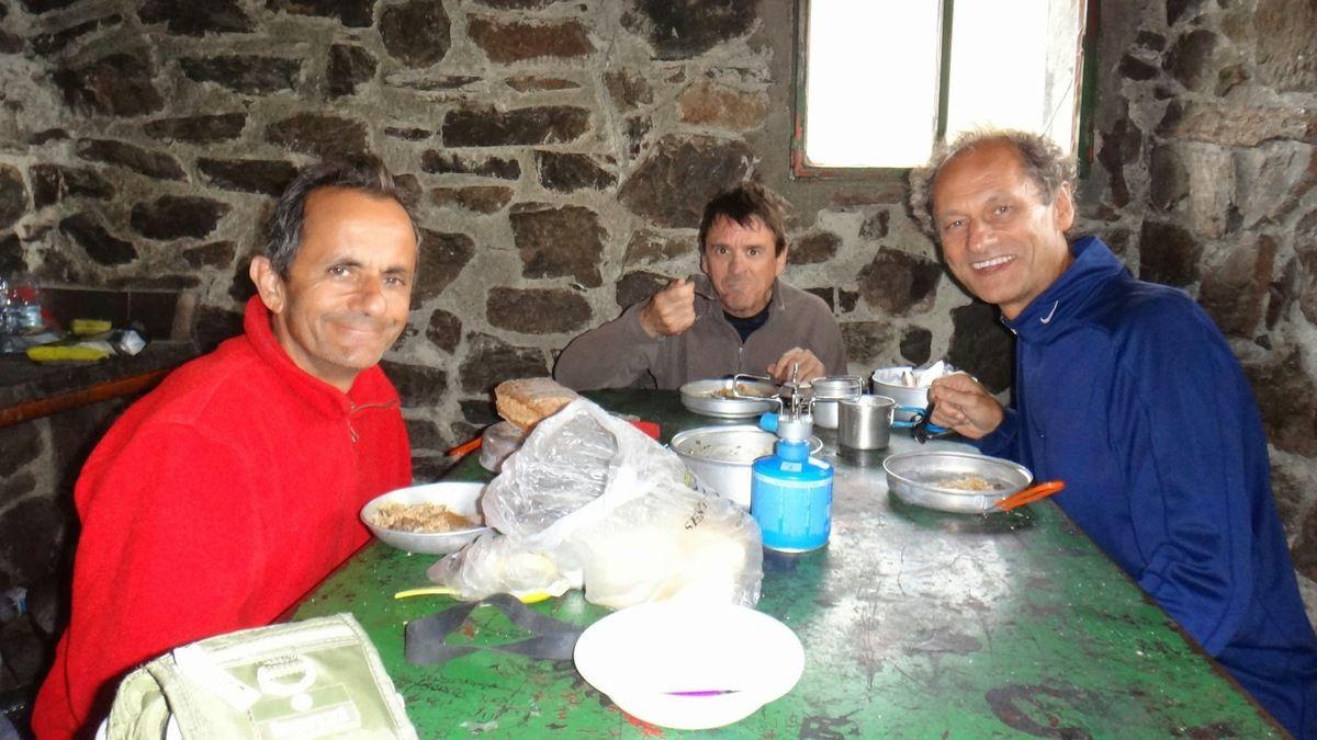 Jour 17 : Mardi 9 septembre Refuge La Feixa -  Refuge Engorgs