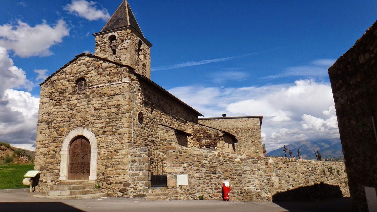 Jour 16: Lundi 8 Septembre Puigcerda - Refuge de la Feixa
