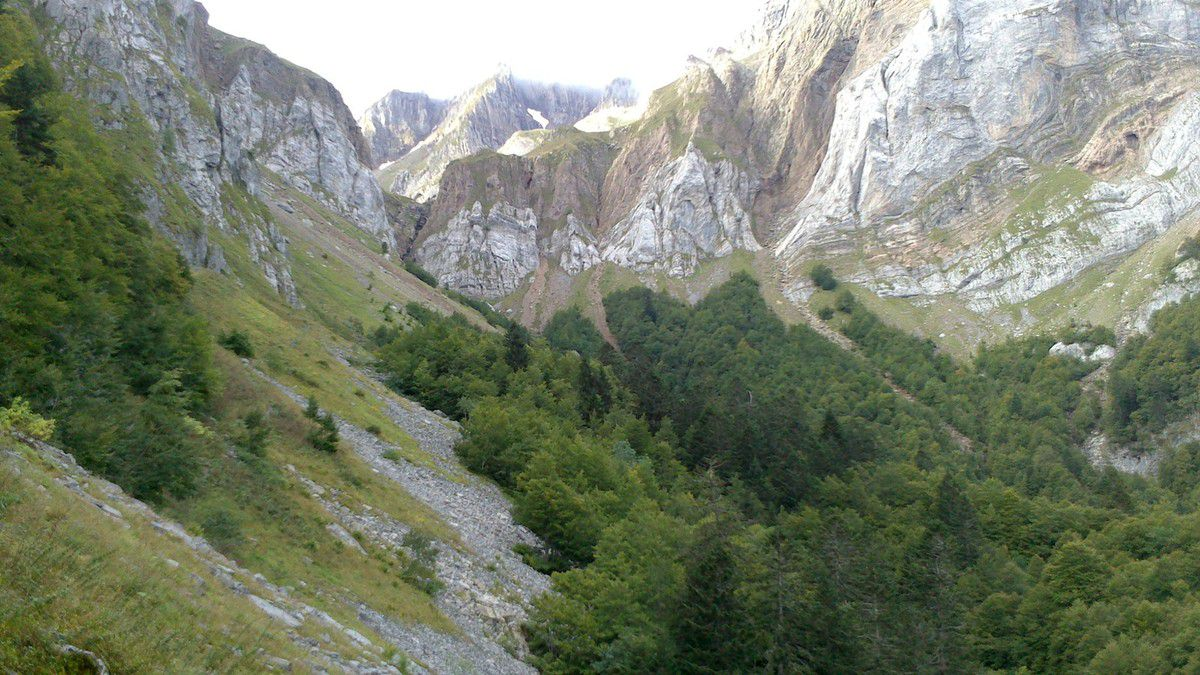Jour 37: Lundi 29 Septembre Candanchù - La Mina