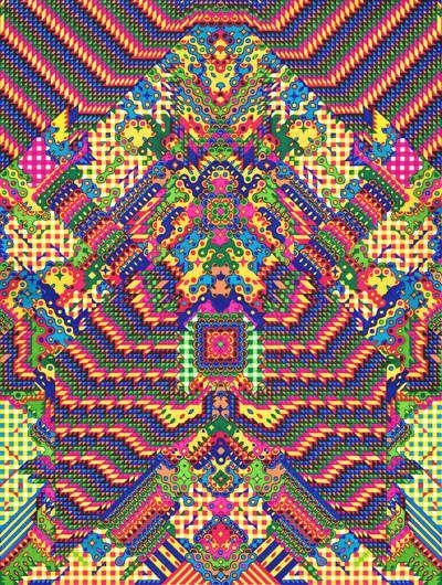 BIGLOUCHE - 50 x 65 cm - 2014