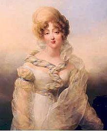 Comtesse de Boigne par Isabey