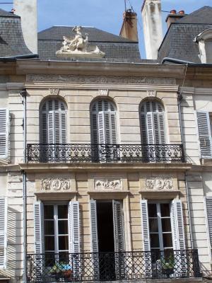 Hôtel Lory à Dijon (cf. Victor Lagier)