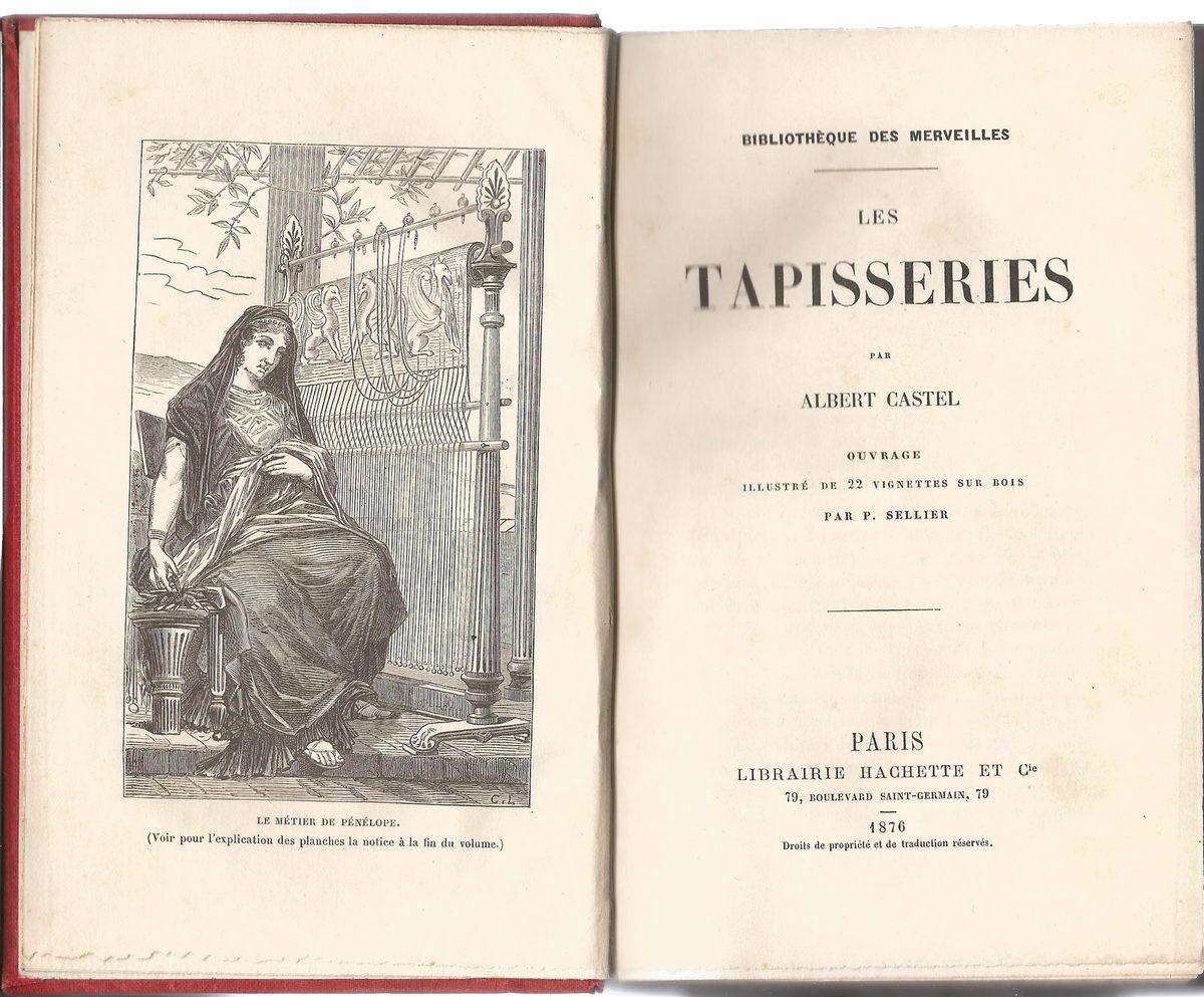 La Bibliothèque des Merveilles et la Tapisserie…