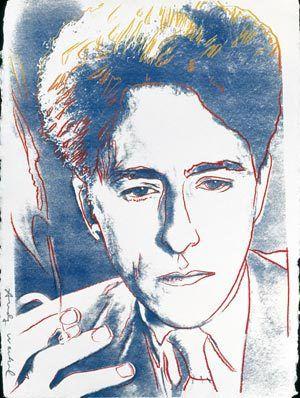 Andy Warhol - Jean Cocteau -