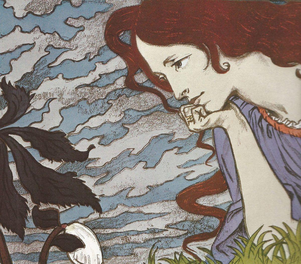 """Par Eugène Grasset""."