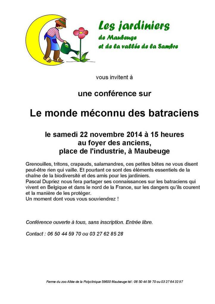Les batraciens