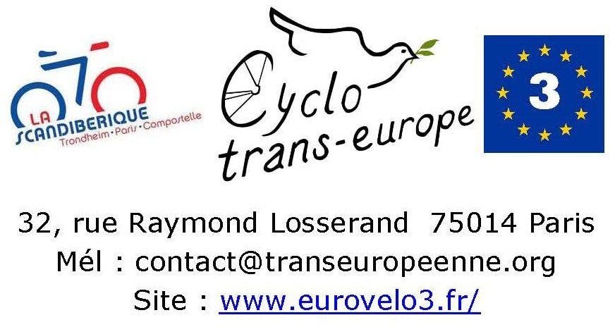16ème rando de CycloTransEurope
