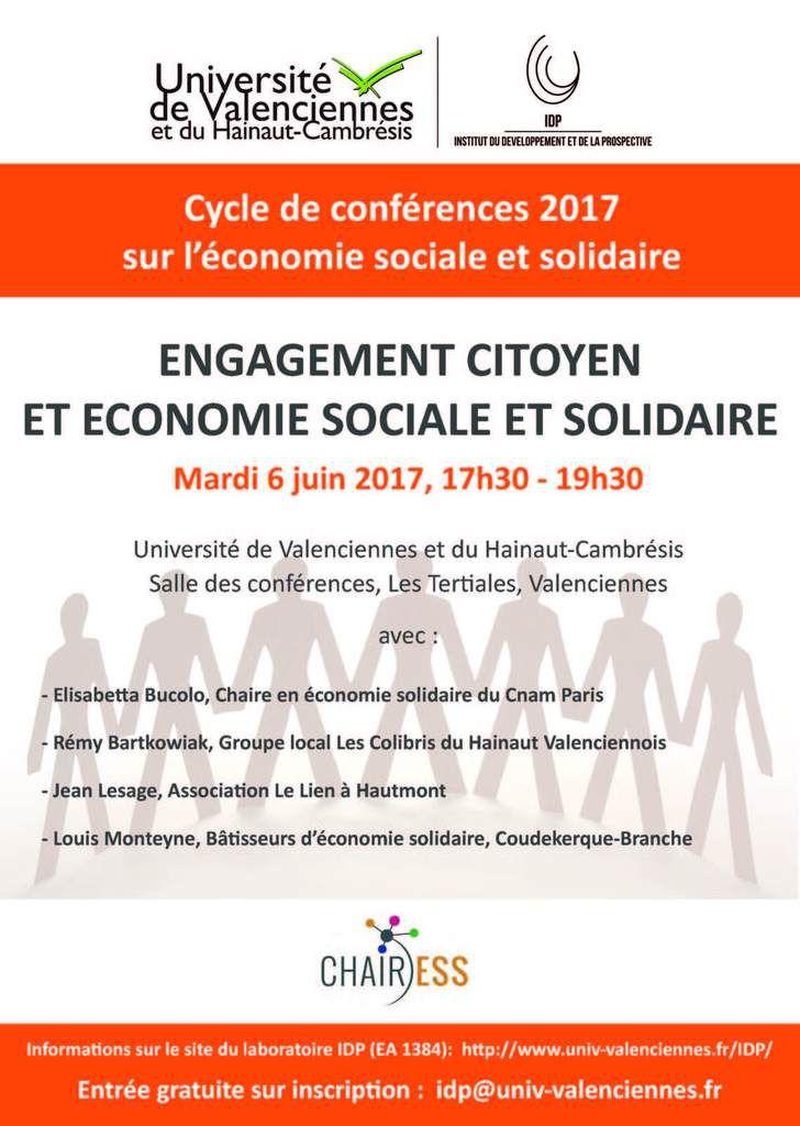 Citoyenneté et économie sociale et solidaire