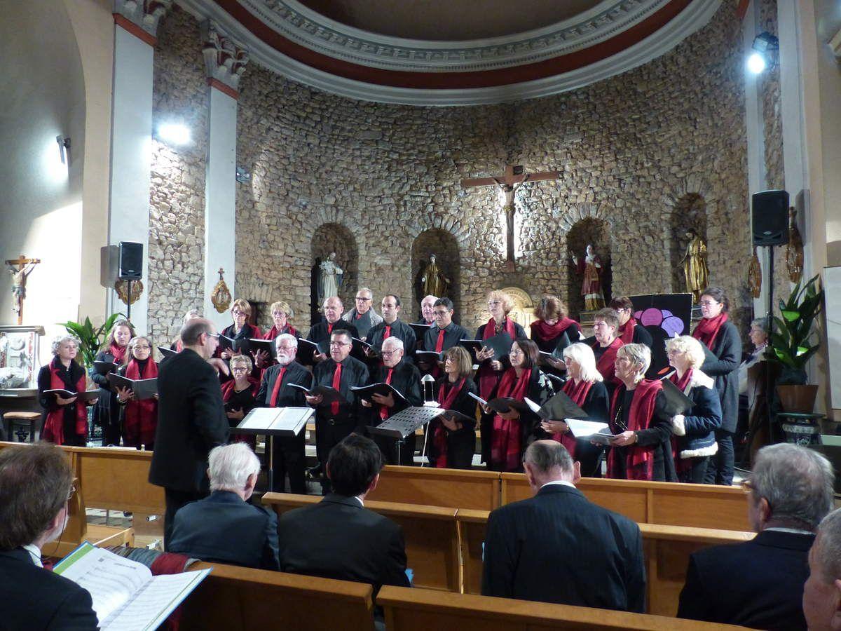 "Chorale ""BATISTAN"" de LA ROQUEBRUSSANNE ...."
