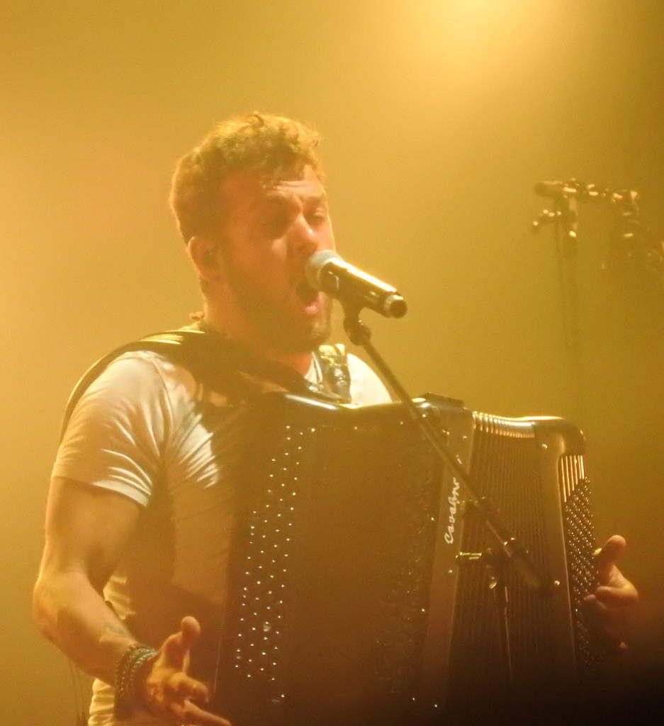 Claudio Capéo à Poitiers