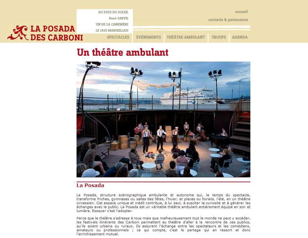 A vendre La Posada / Envoyée par Les Carboni le 08/04/2014