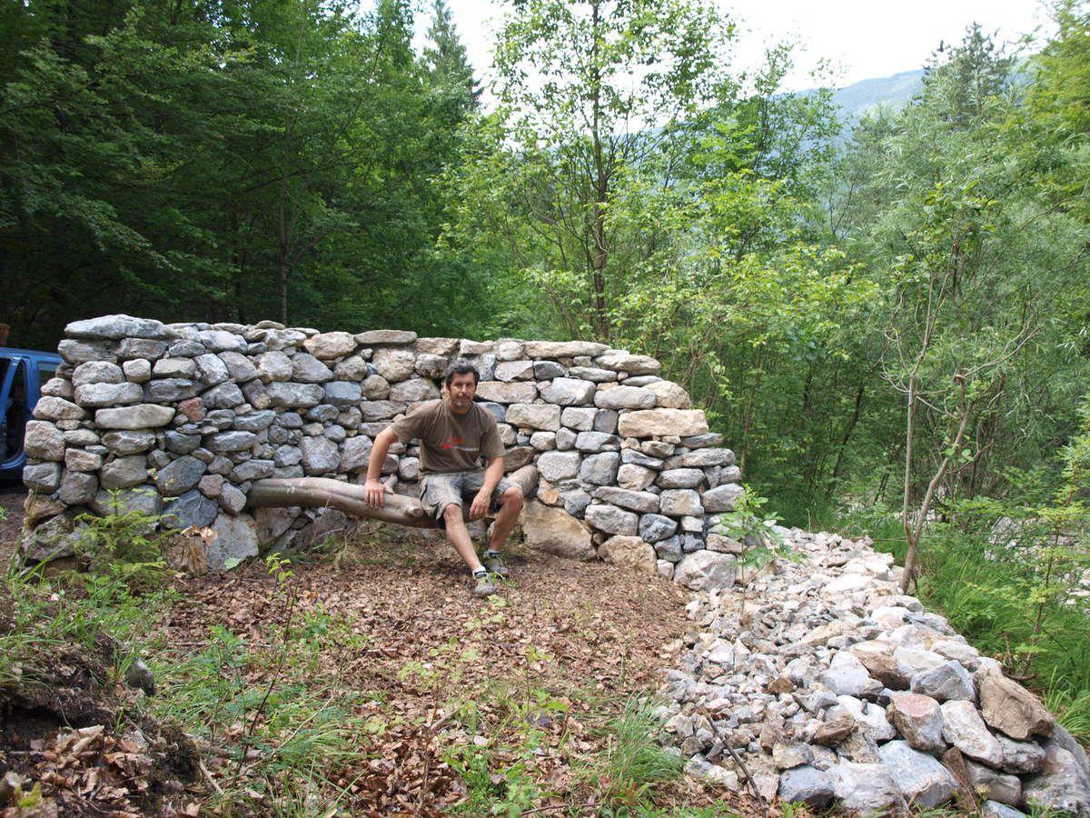 Land art dans le Jura