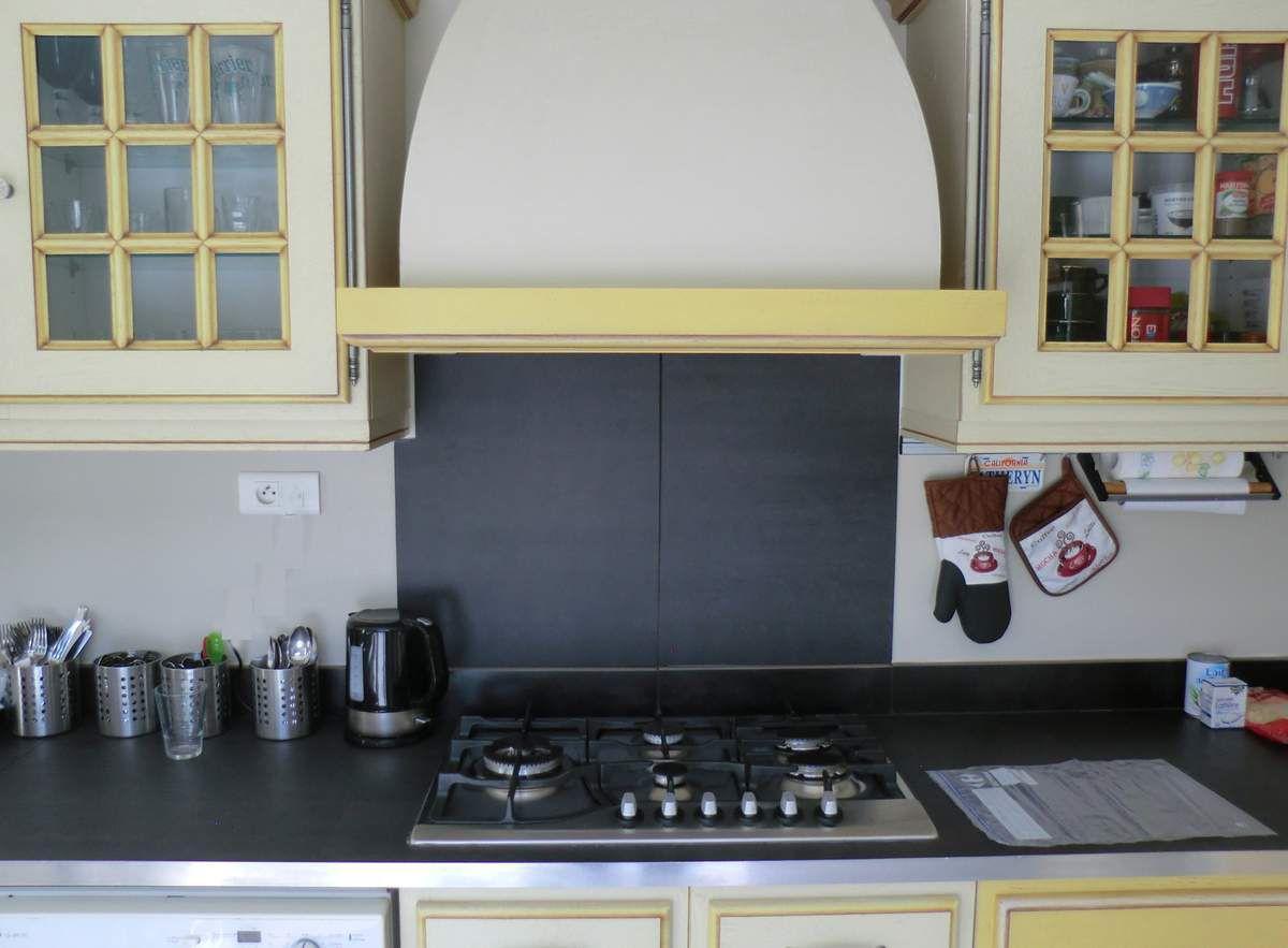 Cuisine ouverte sur le s jour habitez au c ur de la provence for Ada salon de provence