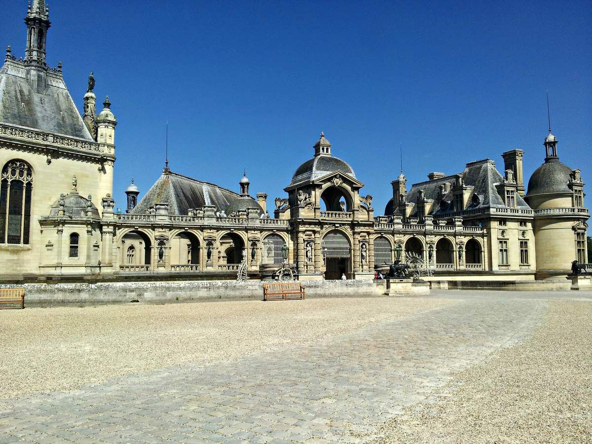 Ch teau de chantilly 1 - Chateau de chantilly adresse ...