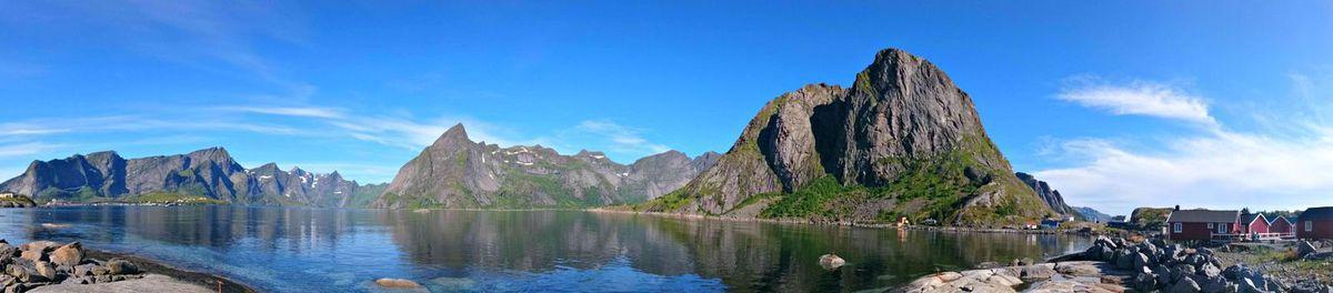 Norvège trip : les îles Lofoten