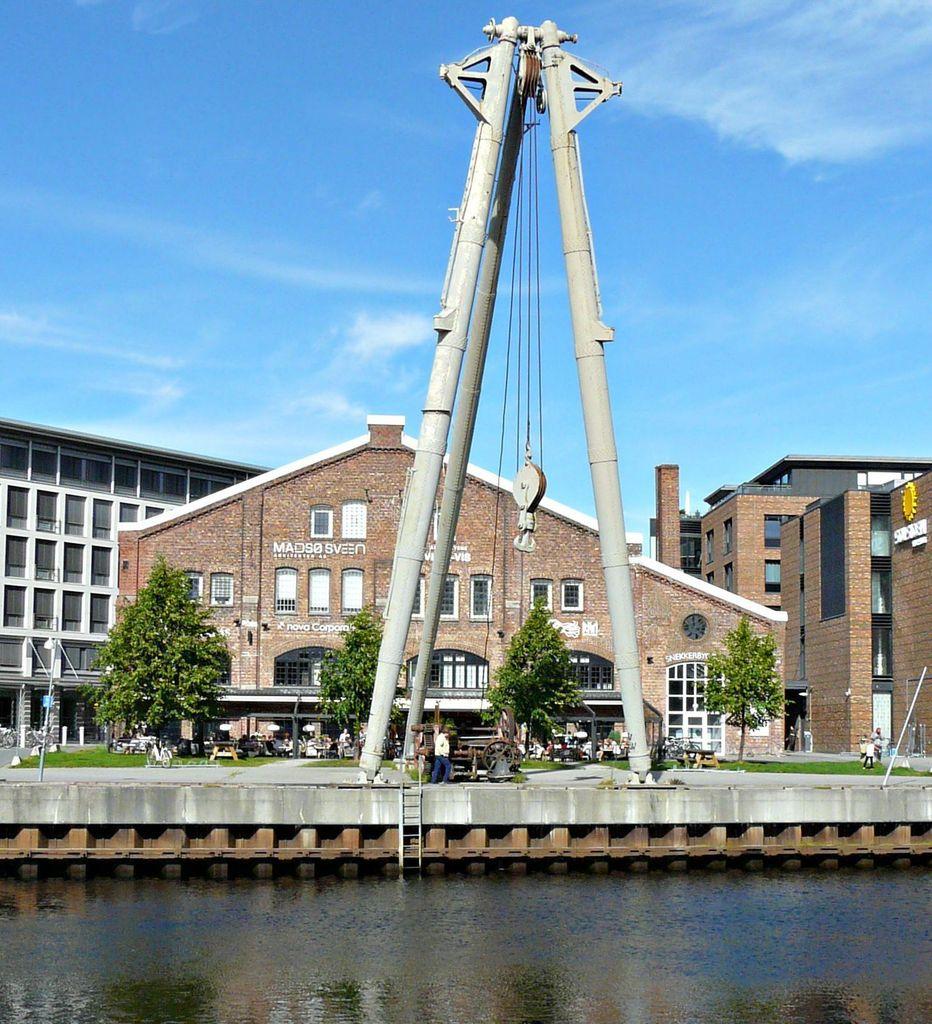 Norvège trip : Trondheim