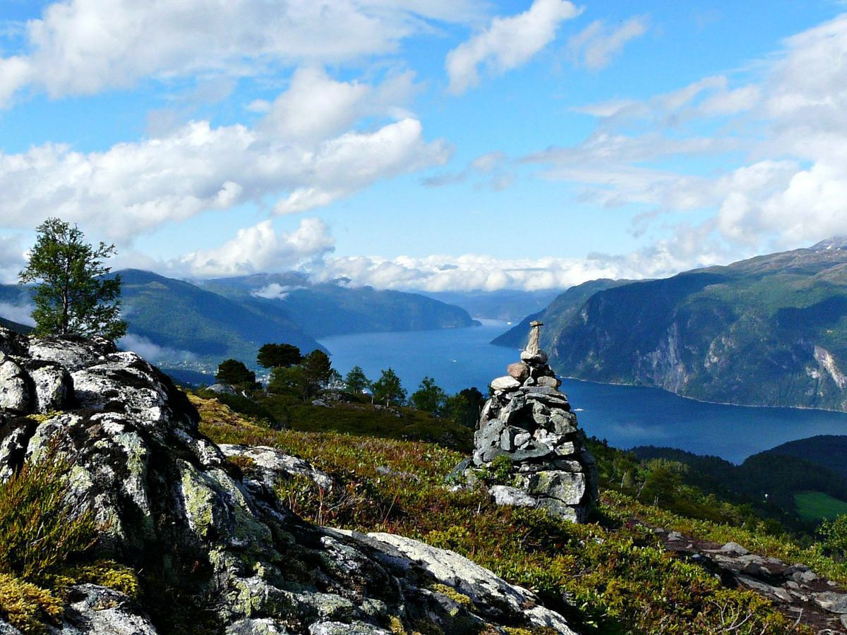 Norvège trip : Le pays des fjords et le Geiranger fjord