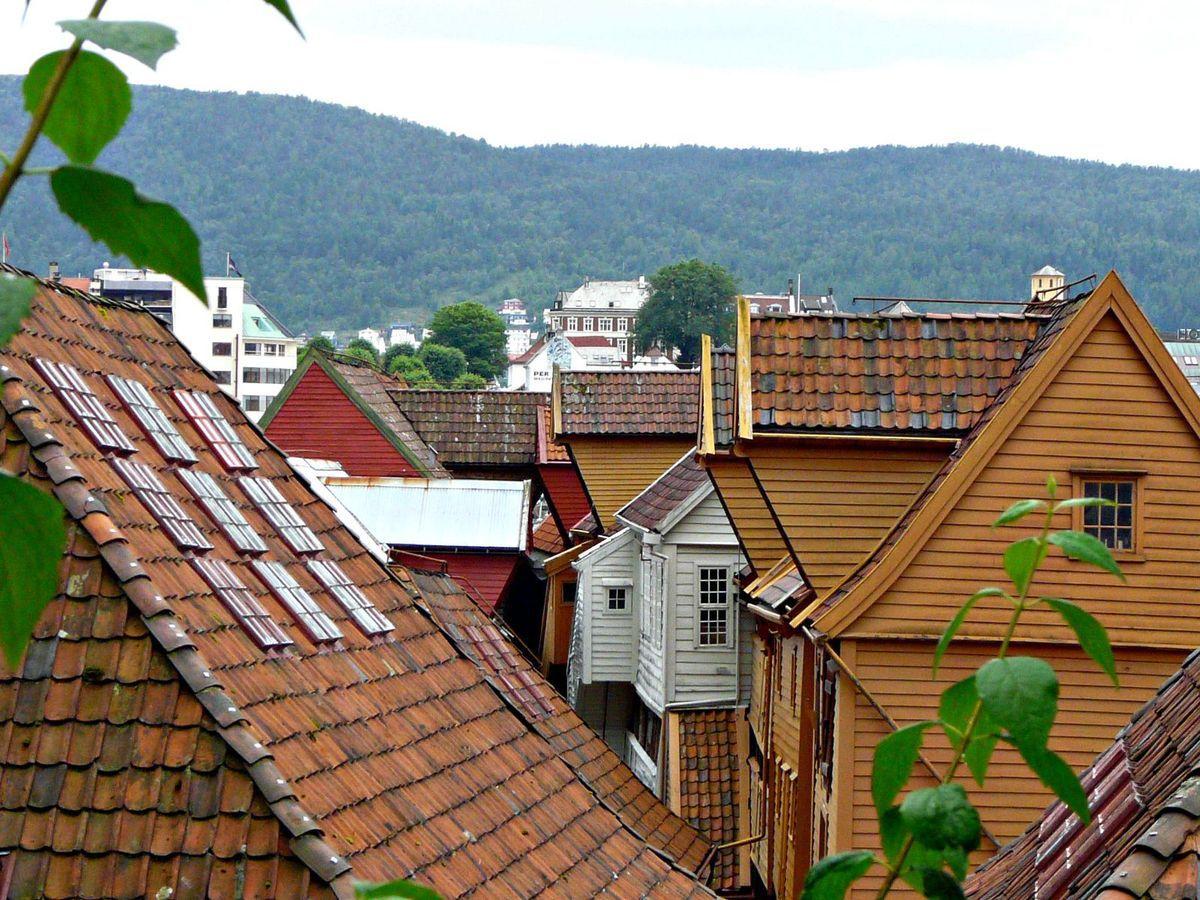 Norvège trip : Bergen et Kristiansand