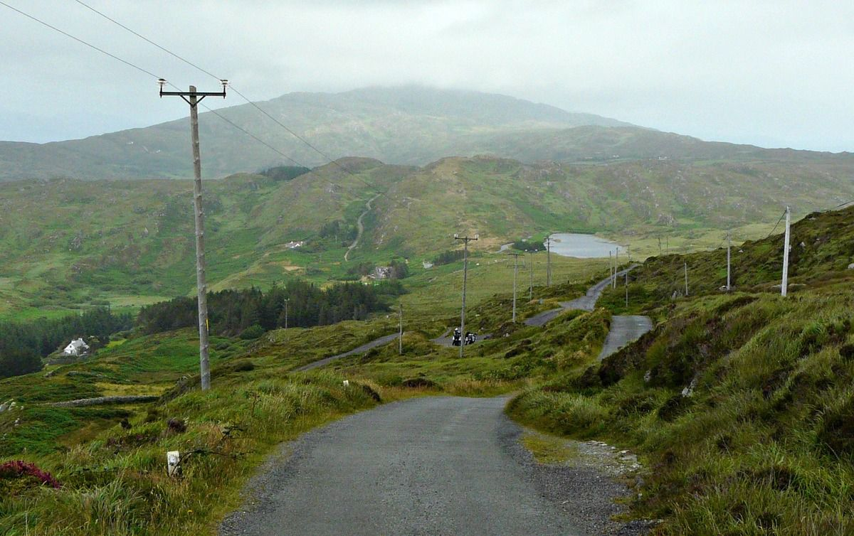 Road trip en Irlande : De Cork à Dingle