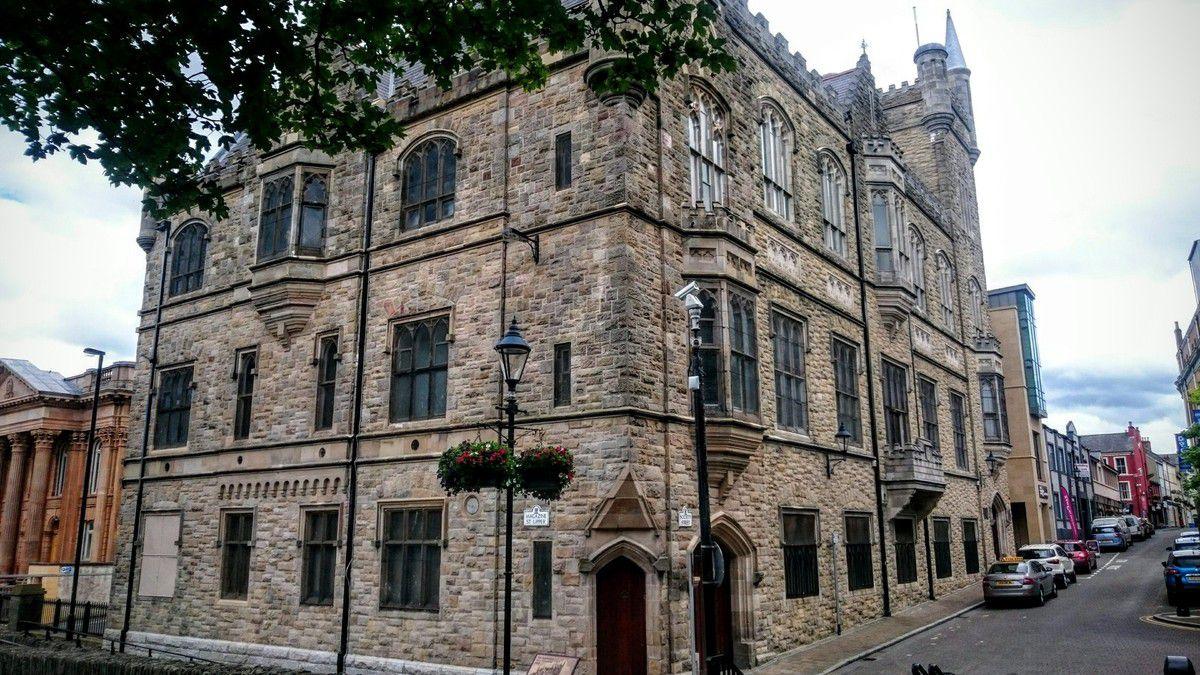 Road trip en Irlande : Derry ou Londonderry