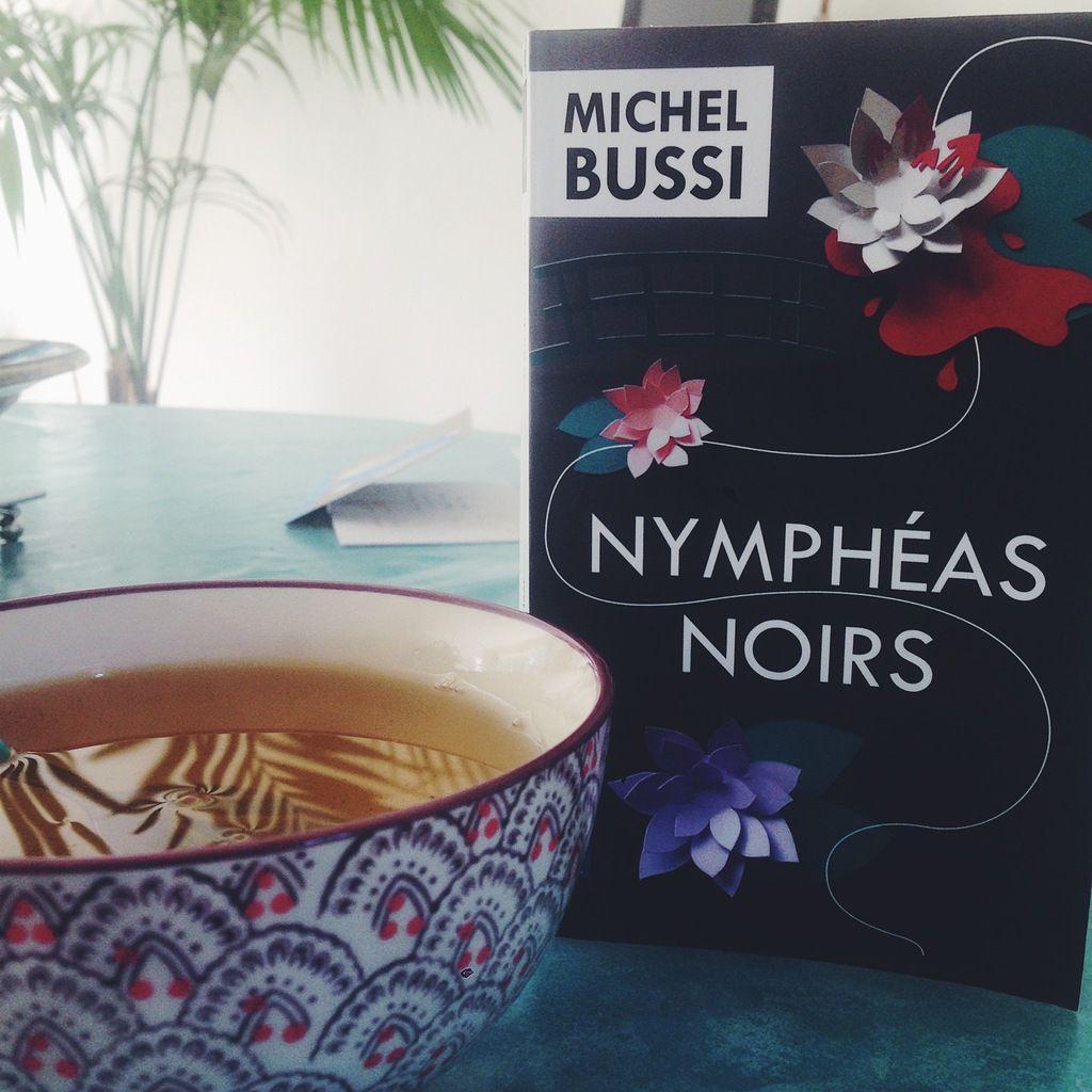 &quot&#x3B;Nymphéas Noirs&quot&#x3B; de Michel Bussi