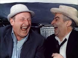 Chiche ? On envoie Bourvil à Daesh pour leur expliquer le rire à la française?