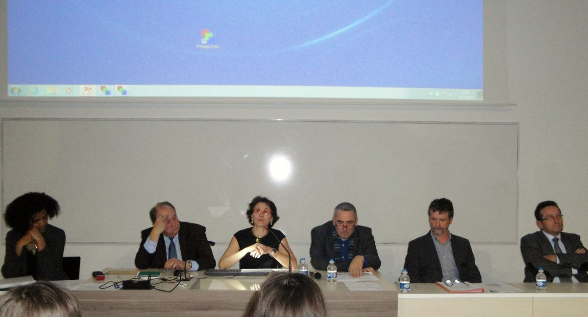 Carine Fontaimpe, Christian Payard , Claude Borghetto, Dominique Holle , Pierre Fabre , Yves Jamon