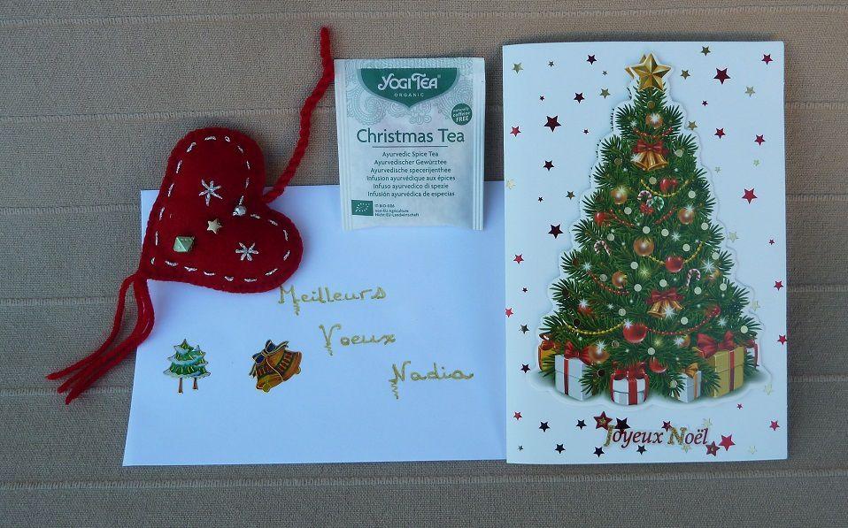 1) * Groupe: cartes déjà Prêtes* les photos * Cartes Noël-Nouvel An *