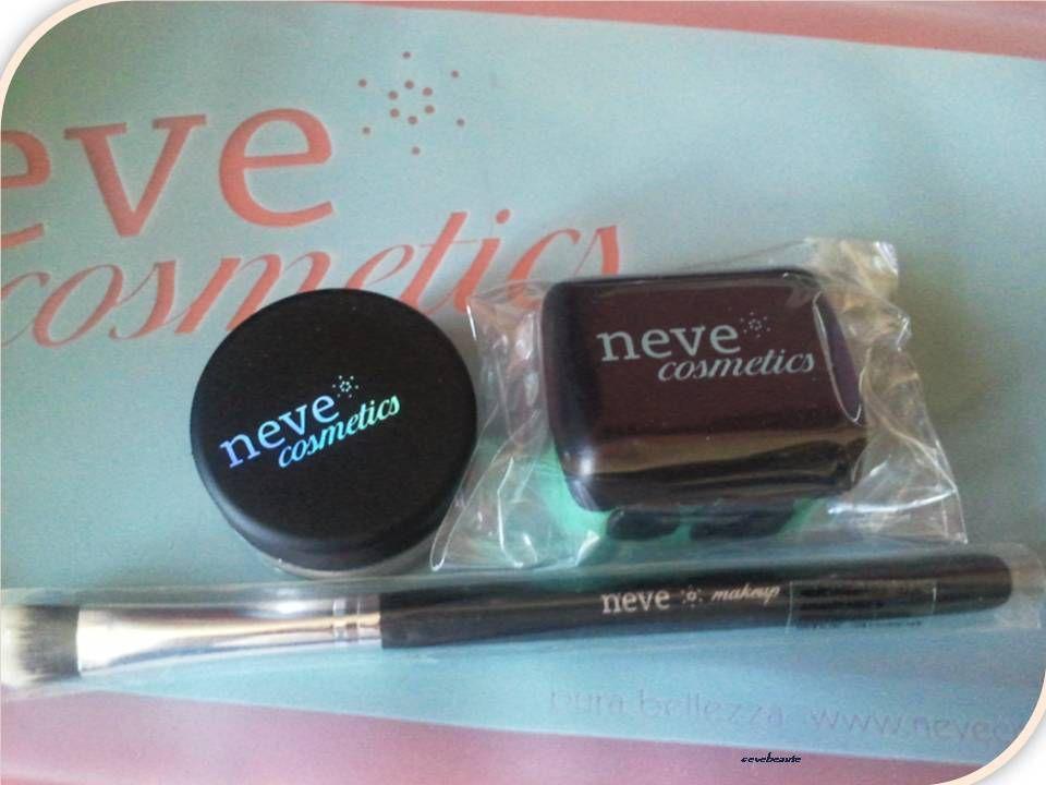 Concours Neve Cosmetics FERME &quot&#x3B; Complément de produits &quot&#x3B;....