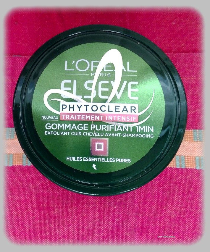 L'Oréal ELSEVE Phytoclear Gommage Purifiant....